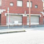モノレール・国道沿い【1階角地】バス停徒歩約1分/小倉南区徳力P無料空き店舗(間取)