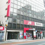 小倉北区魚町1階空き店舗(外観)