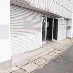 国道沿いの1階テナント門司区社ノ木(飲食店相談可)(外観)