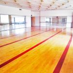 施設一棟貸!駐車場は15台分無料/八幡西区岸ノ浦(元スポーツクラブ)