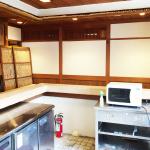 1階角地で地下倉庫もあり/小倉北区鍛冶町(料理店居抜き)