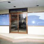 大道路沿で駐車スペース4台徳力新町(元ラーメン店)(間取)