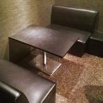 黒内装ボックス席あり紺屋町(バー・スナック居抜き)(内装)