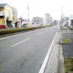 大道路沿で駐車スペース4台徳力新町(元ラーメン店)(周辺)
