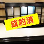【賃料5万円台】1階バー居抜きカウンターのみシンプル/小倉北区紺屋町(内装)