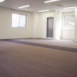 新築空き事務所ワンフロア(分割貸し可能)(内装)