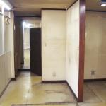 【賃料値下げ】小倉北区井堀交差点近く1階空き店舗/飲食店相談可能