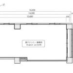 新築マンション1階テナント国道沿い高坊(飲食店相談)(間取)