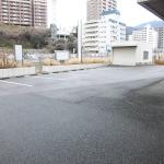 施設一棟貸!駐車場は15台分無料八幡西区岸ノ浦(元スポーツクラブ)(外観)