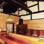 カウンター・テーブル席あり紺屋町(元ダーツバー居抜き)(内装)