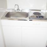 新築空き事務所ワンフロア(分割貸し可能)(キッチン)