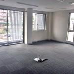 【事務所】新築でJR折尾駅チカでバルコニーのあるオフィス3階・業種相談可※電気温水器付き/八幡西区折尾