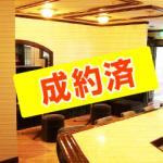 【スナック居抜き】カウンター・テーブル席あり約14坪で都市ガス仕様/小倉北区紺屋町(内装)