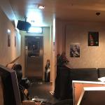 【バー居抜き】カウンター・テーブル席あり約15坪/小倉北区紺屋町(空き予定・内覧可能)(内装)
