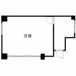 1階空き店舗【飲食店相談可能】北九州大学エリア/小倉南区北方