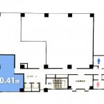 【事務所・店舗】約15坪でコンパクトなオフィスに! 新規開業をお考えの方にピッタリ!/小倉北区紺屋町(周辺)