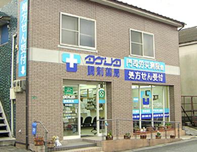 タケシタ調剤薬局 門司港店